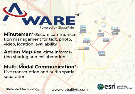 AWARE™, a GlobalFlyte solution: Product image 1